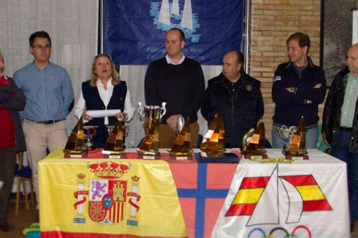Entrega de trofeos FVCM 2015
