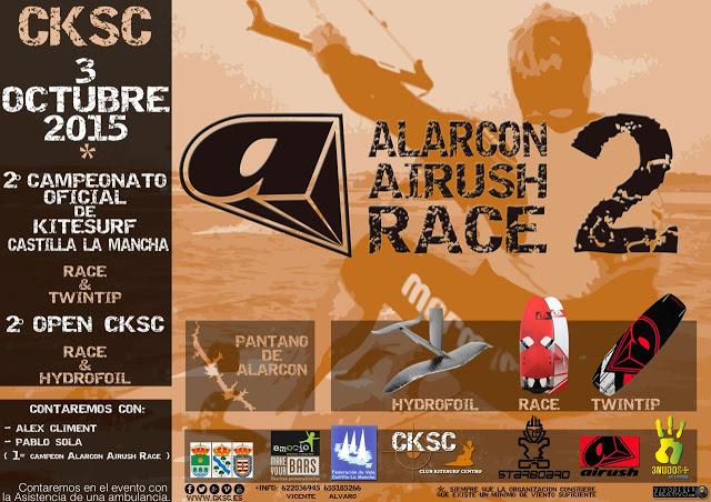 aar2 alarcon airush race 2 club kitesurf centro cksc