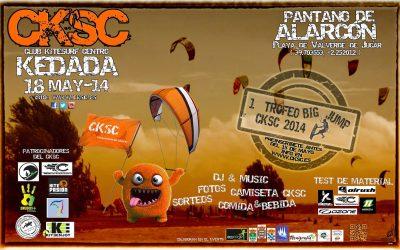 Cartel para la 3ª Kedada CKSC 2014