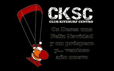 El CKSC os desea Feliz navidad 2015
