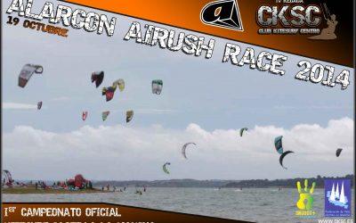 "4ª Quedada CKSC-""ALARCÓN AIRUSH RACE"" AAR Domingo 19 octubre de 2014"