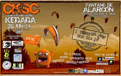 3ª Quedada CKSC Mayo 2014 – 1 Big Jump CKSC