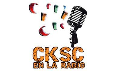 El CKSC en la Radio