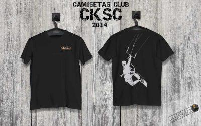 Camisetas Club Kitesurf Centro 2014