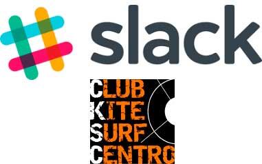 Slack nueva app de mensajería para el CKSC