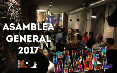 Asamblea General 2017  Garbel