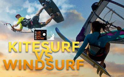 Aplazado –  Windsurf vs Kitesurf CKSC