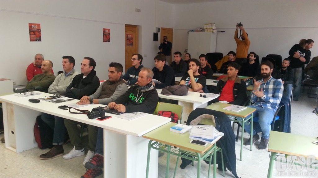 Curso Reglamentacion regatas club kitesurf centro 10