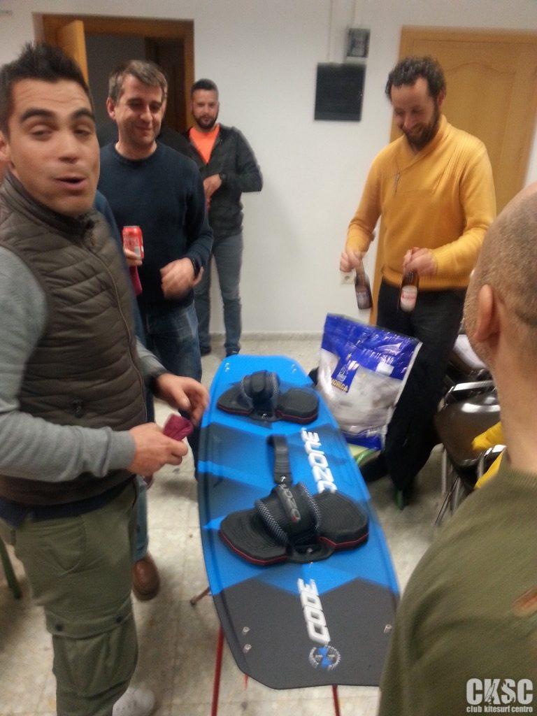 Curso Reglamentacion regatas club kitesurf centro 15