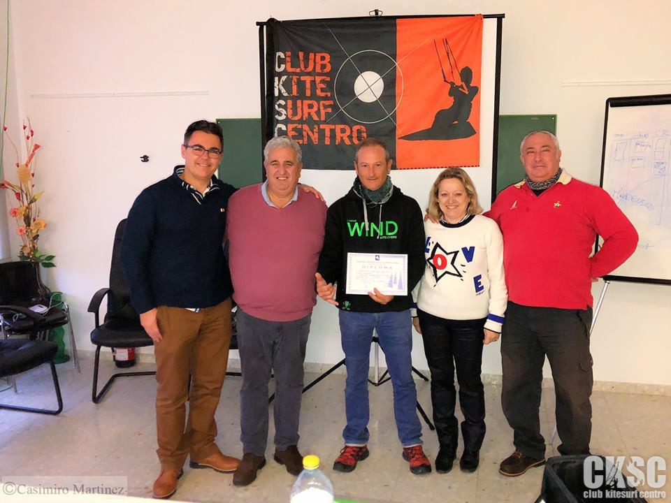 Curso Reglamentacion regatas club kitesurf centro 2