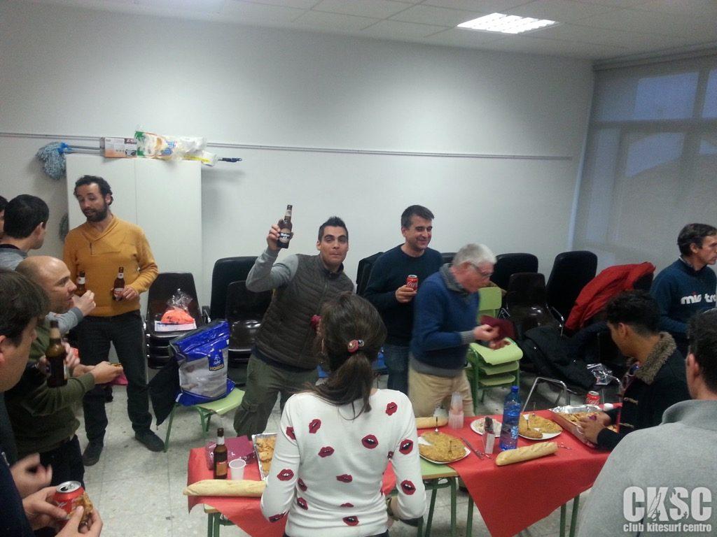 Curso Reglamentacion regatas club kitesurf centro 20