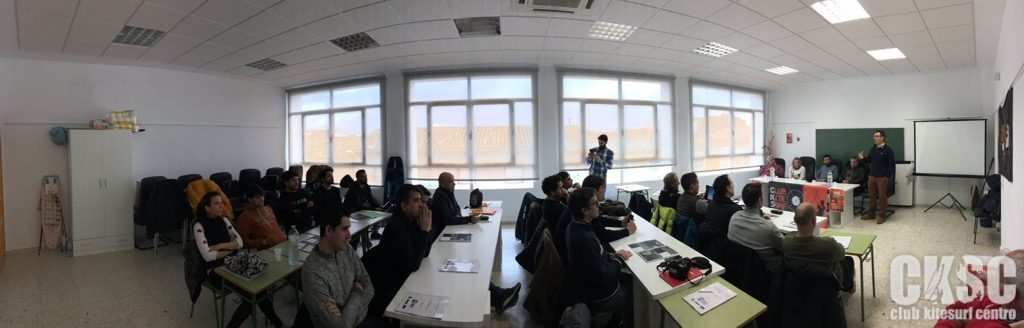 Curso Reglamentacion regatas club kitesurf centro 30