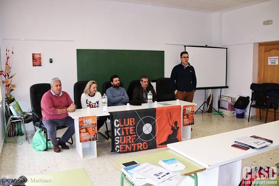 Curso Reglamentacion regatas club kitesurf centro 4